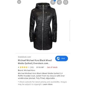 Jackets & Coats - Michael Kors jacket